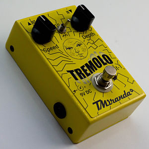 Tremolo GT-1 - Amplificadores valvulados & pedais de efeito - TMiranda 2