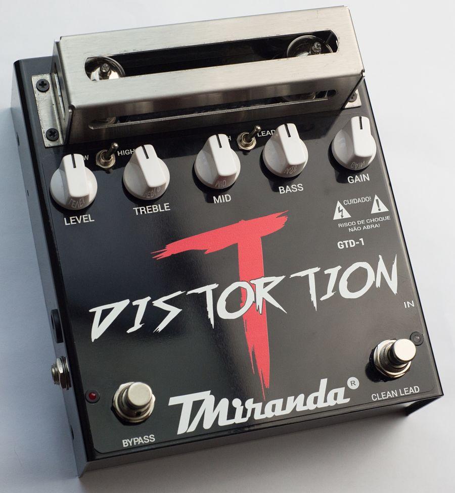 Tube Distortion GTD-1 - Amplificadores Valvulados & pedais de efeito - TMiranda 4
