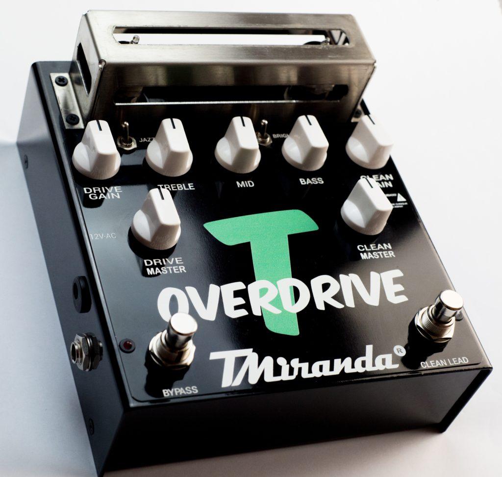 Tube Overdrive Special - Amplificadores valvulados & pedais de efeito - TMiranda 3