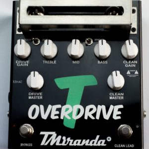 Pedal Tube Dumble Overdrive Special