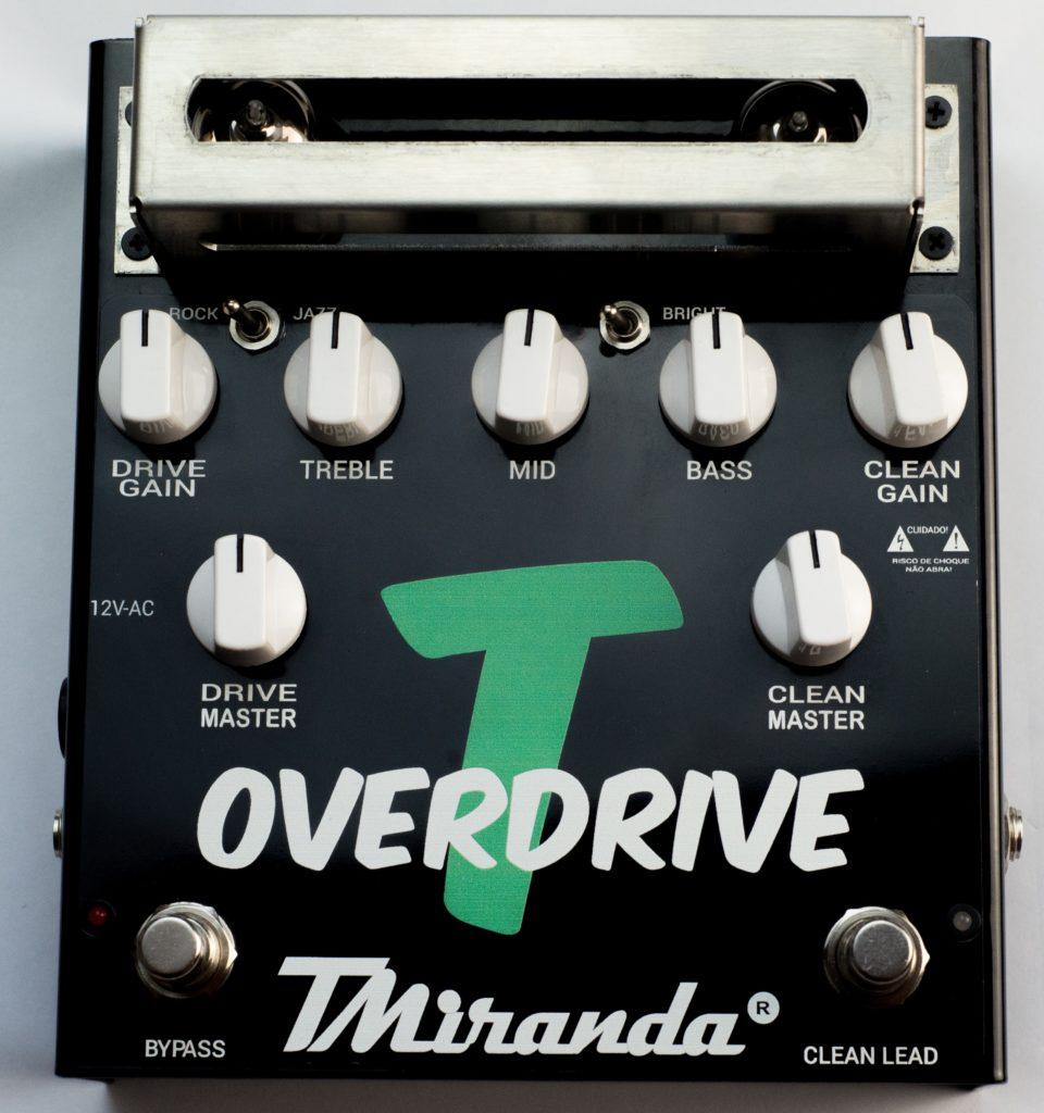 Tube Overdrive Special - Amplificadores valvulados & pedais de efeito - TMiranda 4