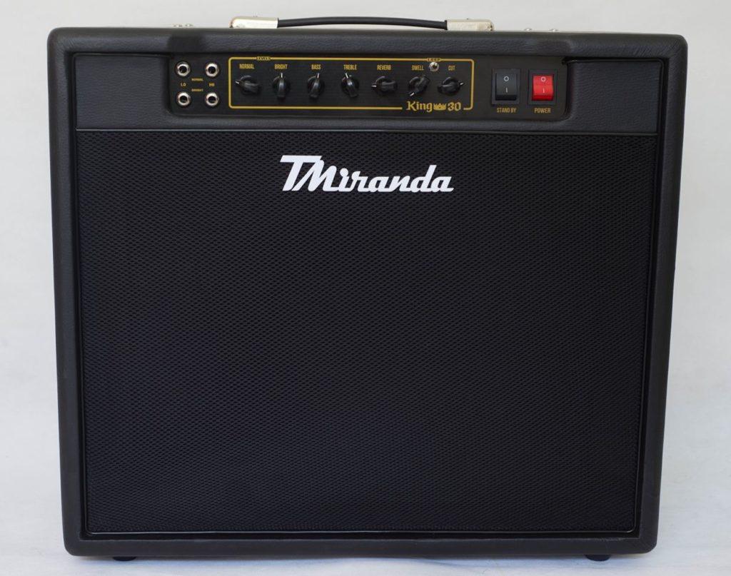 King 30 Cubo - Amplificadores Valvulados & pedais de efeito - TMiranda