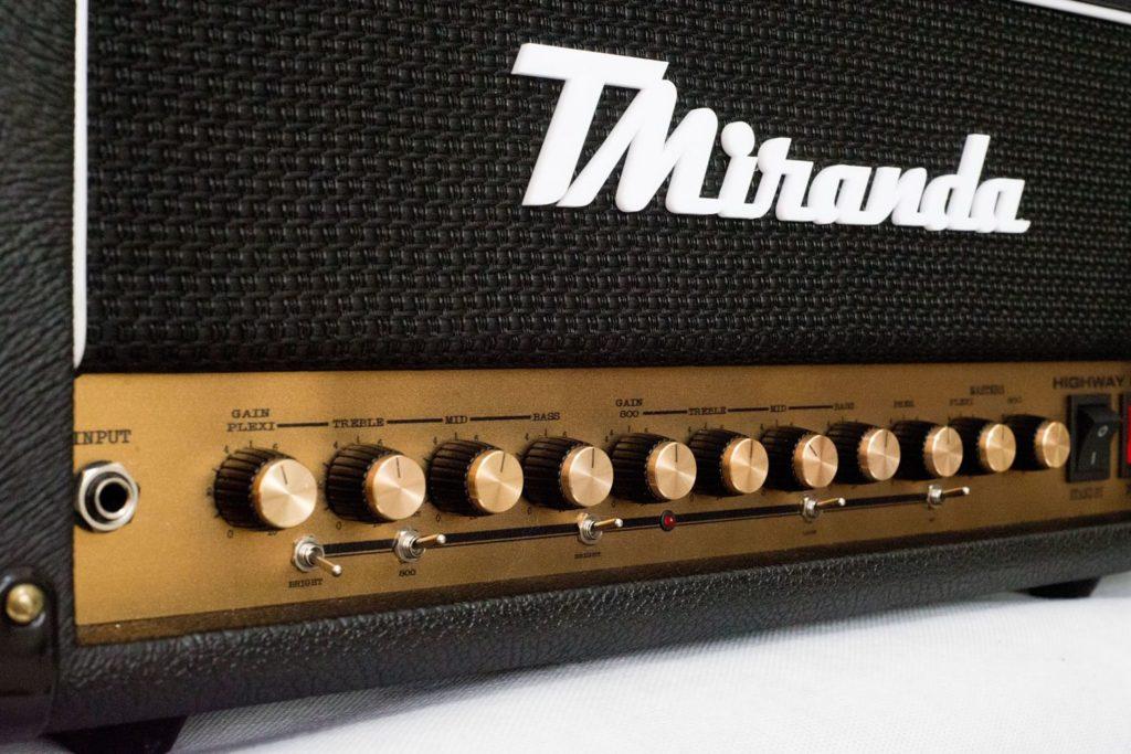 Amplificadores Valvulados e Pedais de efeito -TMiranda - Amplificadores Valvulados & pedais de efeito - TMiranda 4