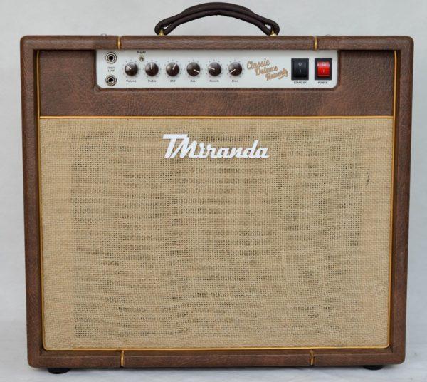 Classic deluxe reverb - Combo - Amplificadores valvulados  - TMiranda 1