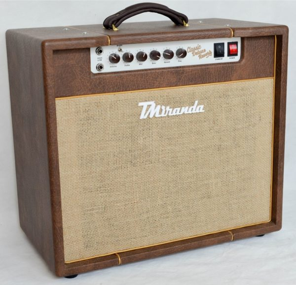 Classic deluxe reverb - Combo - Amplificadores valvulados  - TMiranda