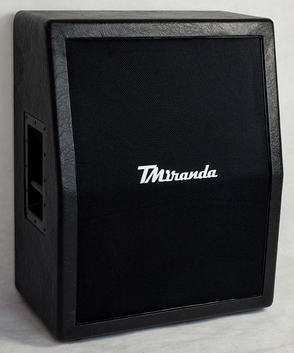Speaker Cabinet 2 x 12 vertical - Amplificadores valvulados & pedais de efeito - TMiranda