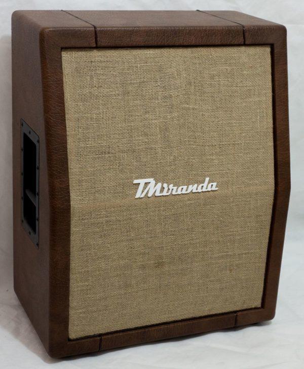 Speaker Cabinet 2 x 12 vertical - Amplificadores valvulados & pedais de efeito - TMiranda 1