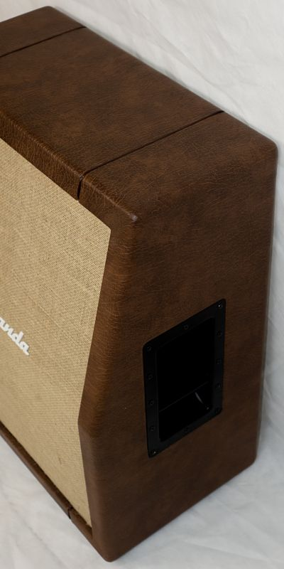 Speaker Cabinet 2 x 12 vertical - Amplificadores valvulados & pedais de efeito - TMiranda 2