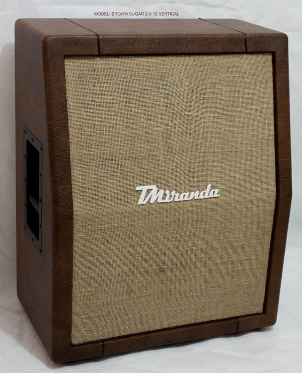Speaker Cabinet 2 x 12 vertical - Amplificadores valvulados & pedais de efeito - TMiranda 3