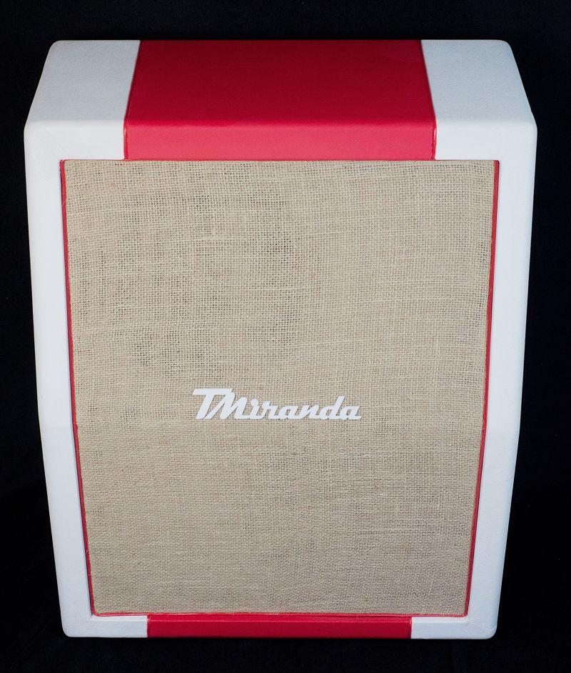 Speaker Cabinet 2 x 12 Red Velvet - Amplificadores valvulados & pedais de efeito - TMiranda