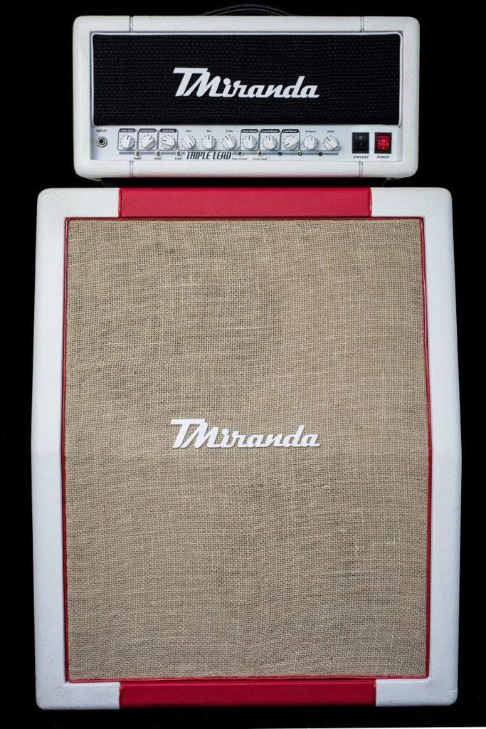 Speaker Cabinet 2 x 12 Red Vervet - Amplificadores valvulados & pedais de efeito - TMiranda