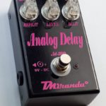 Analog Delay 3400ms AD-300 - Boss dm2 analog delay