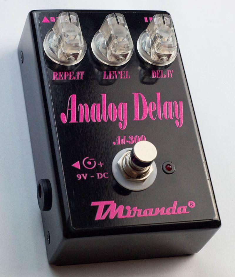 Analog Delay 3400ms AD-300 - Boss dm2 analog delay