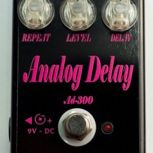 Analog Delay 340ms AD-300