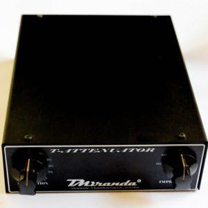 Atenuador de potencia para amplificadores valvulados – load box- power soak