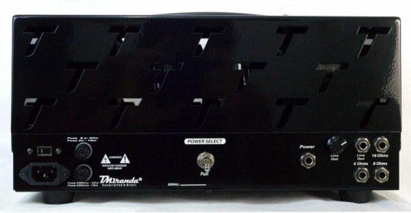 Amplificador valvulado custom watt TMiranda - Amplificadores valvulados  - TMiranda