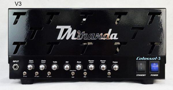 Amplificador valvulado handmade nacional
