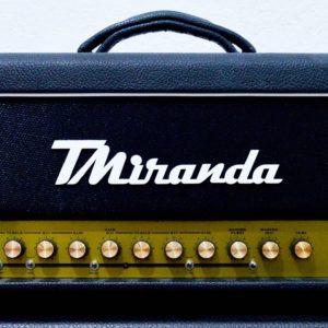 Amplificador valvulado  M800+