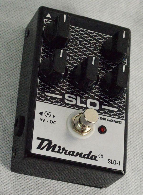 distortion slo soldano pedal