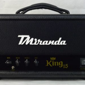 King 15 TMiranda – Vox Ac15 top boost