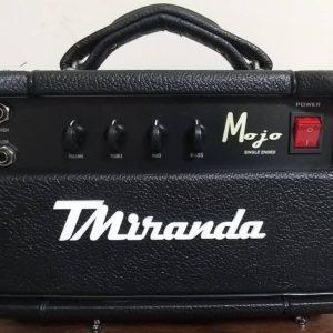 Amplificador valvulado guitarra ou gaita single ended class A – Mojo 5 ou 12w