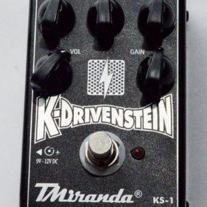 Pedal K- drivenstein overdrive distortion
