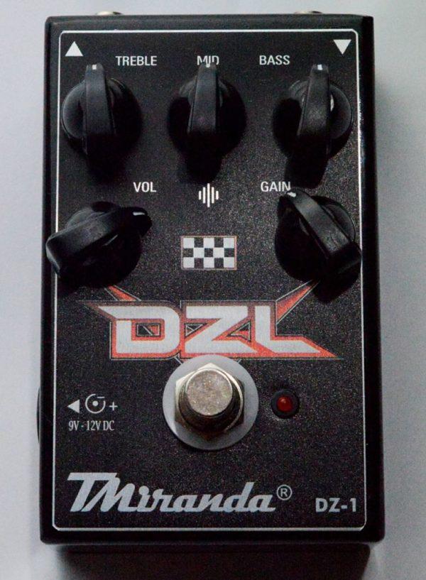 pedal diezel overdrive distortion