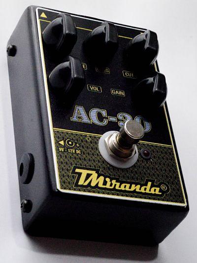 vox ac30 pedal
