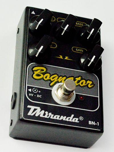 pedal bogner ecstasy xtc 101